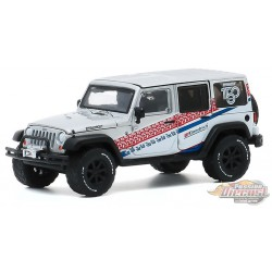 2015 Jeep Wrangler Unlimited - BFGoodrich 150th - Anniversary Collection 11 - 1,64 greenlight - 28040 C - Passion Diecast