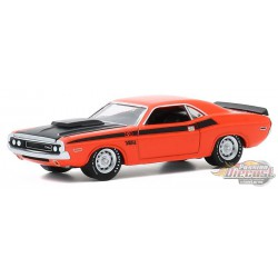 1970 Dodge Challenger T/A  50th - Anniversary Collection 11 - 1,64 greenlight - 28040 B - Passion Diecast