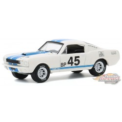 1965 Shelby GT350R no45 - Anniversary Collection 11 - 1,64 greenlight - 28040 A - Passion Diecast