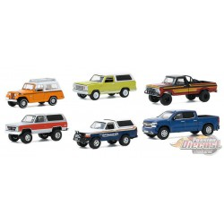 All-Terrain Series 10 Assortiment  1-64 greenlight 35170 -  Passion Diecast