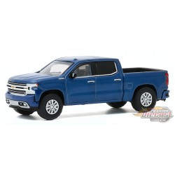 2020 Chevrolet Silverado High Country - All-Terrain  Series 10 - 1-64 greenlight-  35170 F -   Passion Diecast