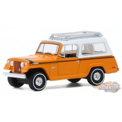1971 Jeep Jeepster Commando SC-1 - All-Terrain  Series 10 - 1-64 greenlight - 35170 A - Passion Diecast