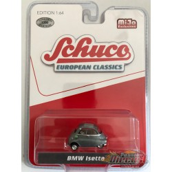 BMW Isetta (RAW) European Classics -  Schuco 1:64 MiJo Exclusives CHASE CAR - 3800GR