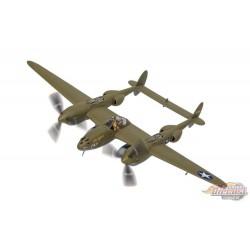 """Lockheed P-38GLightning USAAF """"Miss Virginia"""" / Corgi 1/72 AA36615 - Passion Diecast"""
