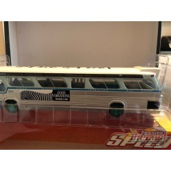 1960s General Motors TDH no 2525 Los Angeles,  Downtown Bus - Speed - GREENMACHINE 1/43 86544GR