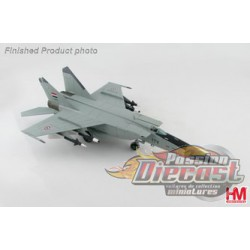 Mikoyan-Gurevich MiG-25PD Foxbat-E / Syrian AAF 5th Aerial Sqn, Syria, 1985 - Hobby Master 1/72 HA5605 - Passion Diecast