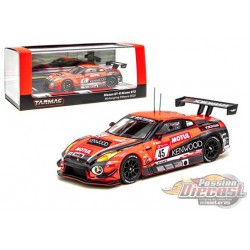 Nissan GT-R Nismo GT3 | Nurburgring 24Hours 2019 - Tarmac Works  1/64  - T64-035-19NUR45  - Passion Diecast
