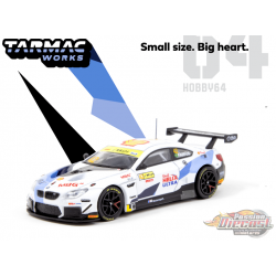 BMW M6 GT3 No 42 Macau GT Cup - Fia GT World Cup - Tarmac Works  1/64  - T64-020-19MGP42  - Passion Diecast