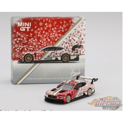 Bentley Continental GT3 Christmas Edition -  MINI GT 1:64 - Mijo Exclusive - MGT00188-R - Passion Diecast