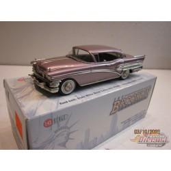 1958 Buick Routmaster75  Four Doors Laurel Mist Metalic - Brooklin 1/43 BRK.155 - Passion Diecast