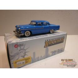 1955 Dodge Coronet   Four Doors Sedan - Brooklin 1/43 BRK.97 - Passion Diecast