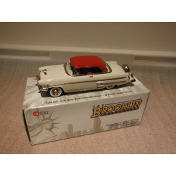 1954 monarch lucerne coupe White/red - Brooklin 1/43 BRK.173 - Passion Diecast