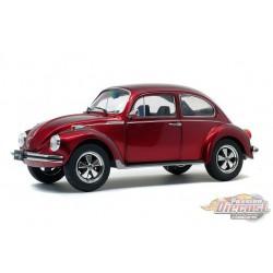 Volkswagen Beetle 1303 Metalic Red -  Solido  1/18 - S1800512 - Passion Diecast