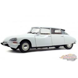 1972 Citroen D Special white  Solido  1/18 - S1800705 - Passion Diecast