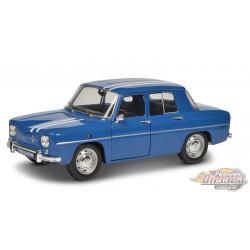 1967 Renault 8 Gordini   Blue  -  Solido  1/18 - S1803602- Passion Diecast