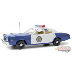 1975 Plymouth Fury - Osage County Sheriff -  Greenlight 1/18 -  Artisan 19096 PASSION DIECAST