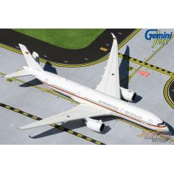 Airbus A350-900 / Luftwaffe BundesRepublik Deutschland Transport Wing 10+03 / GeminiMacs 1/400 - GMLFT099 - Passion Diecast