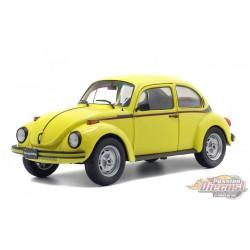 Volkswagen Beetle 1303 Sport  Brillant Gelb  -  Solido  1/18 - S1800511  - Passion Diecast