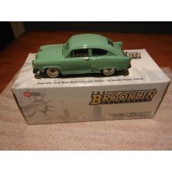 1951 Kaiser-Frazer Henry J green - Brooklin 1/43 BRK 118