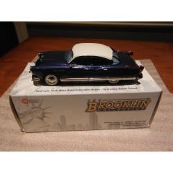 1954 Kaiser Manhattan white/blue - Brooklin 1/43  BRK.29c
