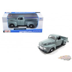 Ford F1 Pickup  1948 Grey -  Maisto 1.24 - 31935 GRY - Passion Diecast