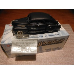 1938 Lincoln Zephir 4 doors sedan - Brooklin 1/43 BRK.106