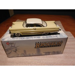 1956 Lincoln Premiere 2 doors yellow - Brooklin 1/43 BRK.99 - Passion Diecast