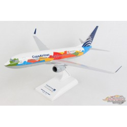 "Copa Airlines Boeing  737-800 Winglets ""Junio"" - Skymark 1/130 SKR689 Passion Diecast"