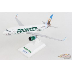 """FRONTIER Airbus A320 """"Sharklets"""" - Skymarks 1/150 SKR806 Passion Diecast"""