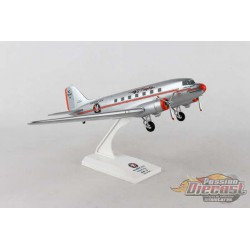 American Airlines Douglas DC-3 / Train - Gear / Skymarks 1/80 SKR539 - Passion Diecast
