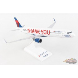 "Delta Airbus A321 ""Thank You"" - Skymarks 1/150 SKR1057 - Passion Diecast"