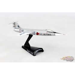 Lockheed F-104 Starfighter 479TH TFW USAF - 1/120 - Postage Stamp PS5377-3 Passion Diecast
