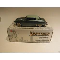 1952 Chrysler Imperial Newport grey met - Brooklin 1/43 BRK.110  - Passion Diecast