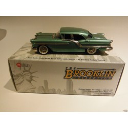 1957 Oldsmobile Super 88 4 doors Holiday - Brooklin 1/43 BRK.97  - Passion Diecast