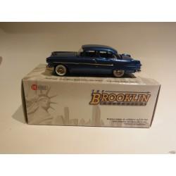 1956 Pontiac Chieftain 860 4 doors blue - Brooklin 1/43 BRK.137 - Passion Diecast