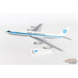 "Pan American Boeing 707 ""JET CLIPPER MONSOON"" N415PA - Skymarks 1/150 - SKR877 - Passion Diecast"