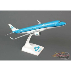 KLM City Hopper  Embraer ERJ190  - Skymarks 1/100 - SKR808 - Passion Diecast