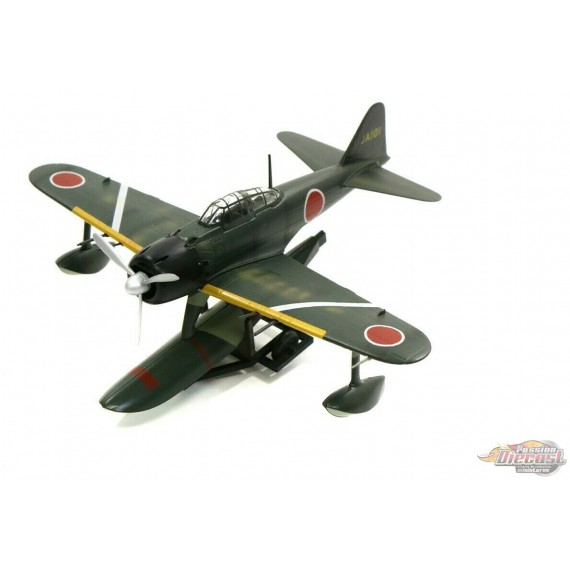 Nakajima A6M2-N / Imperial Japanese Navy 951st Flying Gr., Ibusuki, Japan 1944 / Solido War Master 1/72 S7200002 Passion Diecast