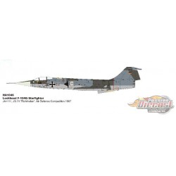 Lockheed F-104G Starfighter / Luftwaffe JG 71, Germany, ADC Competition 1967 - Hobby Master 1/72 HA1046 - Passion Diecast