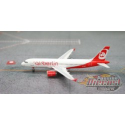 Air Berlin Airbus A320-200 D-ABDQ - Phoenix 1/400 PH1028Passion Diecast
