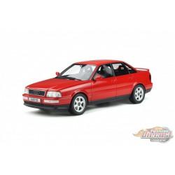 Audi 80 quattro Competition B4 Lazer Red Otto  1/18 OT355