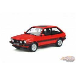 Ford Fiesta Mk.1 XR2 Sunburst Red Otto  1/18 OT848