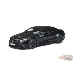 1/18 PRIOR Design PD75SC Obsidian Black GT SPIRIT GT297