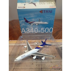 Dragon Wings 1/400 Airbus A340-500 Thai Airways / HS-TLA - Passion Diecast