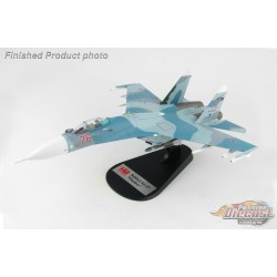 Sukhoi Su-27SM Flanker B - Russian Air Force Red 76, 2016 -  Hobby Master 1/72 - HA6011 -  Passio