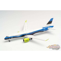 "Air Baltic Airbus A220-300 (Bombardier CS300) YL-CSJ ""Estonia"" - Herpa 1/200 HE570657  Passion Diecast"