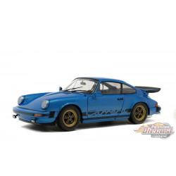 1984 PORSCHE 911 CARRERA 3,0 COUPE - MINERVA BLUE - Solido  1/18 S1802601