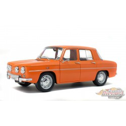 1967 RENAULT 8 GORDINI TS - ORANGE - Solido  1/18 S1803603