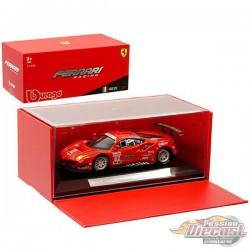 Ferrari 488 GTE n° 62 7e 24h Daytona 2017  -  Bburago  1/43 - 36301 - Passion Diecast