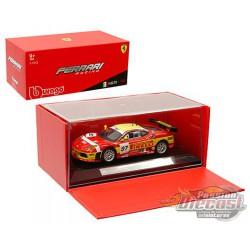 Ferrari F430 GTC n°97 24h LeMans 2008 Ruberti, Bubini, Malocelli -  Bburago  1/43 - 36303 - Passion Diecast